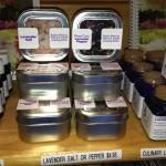 Lavender Salt & Pepper