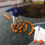Sarah's Happy Pumpkin Dance