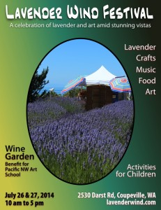 Lavender Wind Festival @ Lavender Wind Farm | Coupeville | Washington | United States