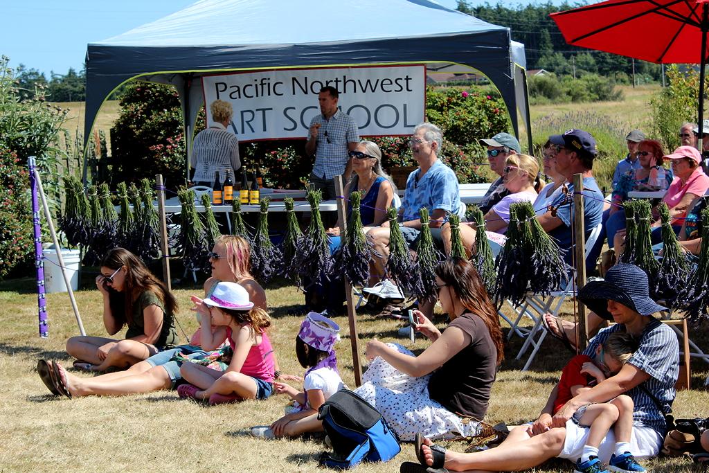 Wine Tent 2014 Festival